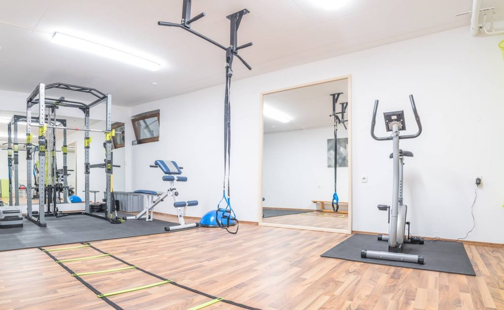 Physiotherapie Kraftkammer Move Physio Lustenau