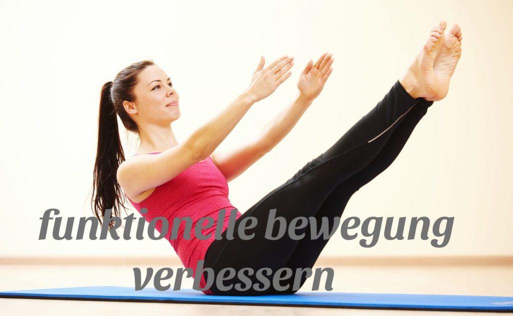 Pilates verbessert die funktionelle Bewegung