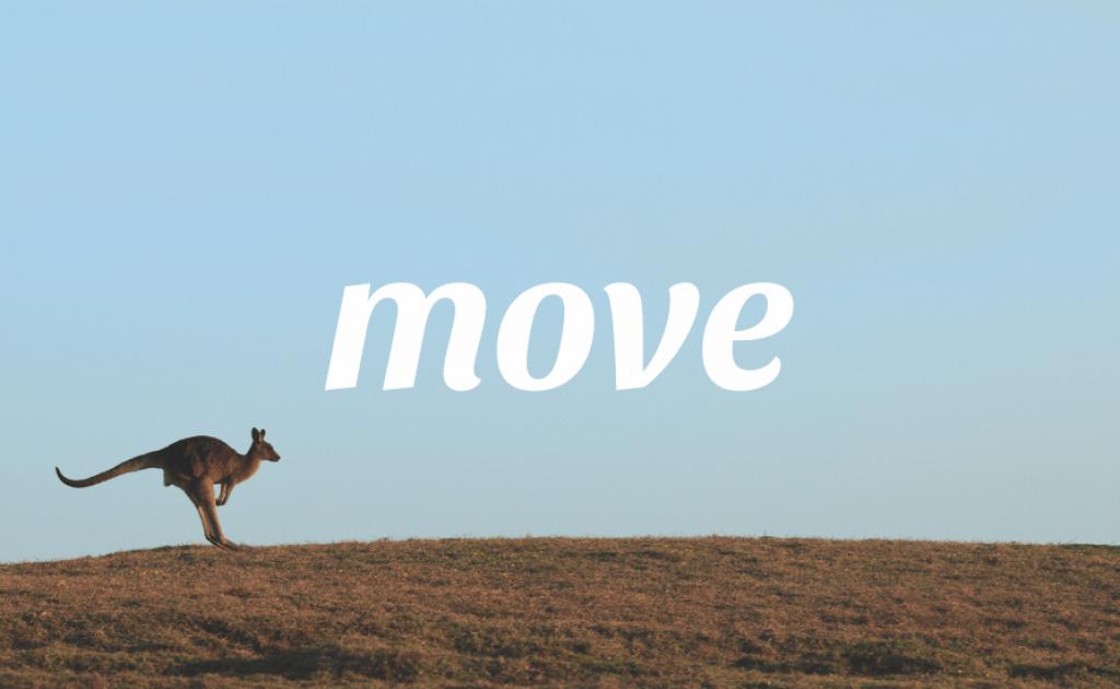 kangaroo move